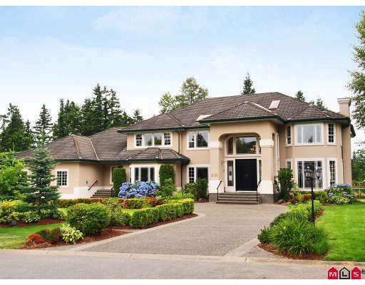 """Main Photo: 2712 170TH Street in Surrey: Grandview Surrey House for sale in """"Grandview Estates"""" (South Surrey White Rock)  : MLS®# F2822002"""