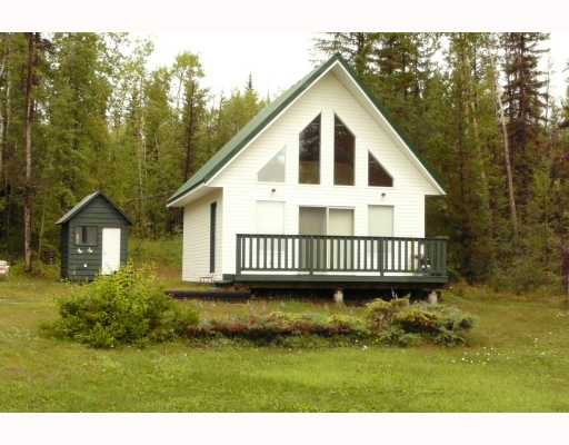 "Main Photo: 57185 AARON Road in Prince_George: Cluculz Lake House for sale in ""CLUCULZ LAKE"" (PG Rural West (Zone 77))  : MLS®# N186255"