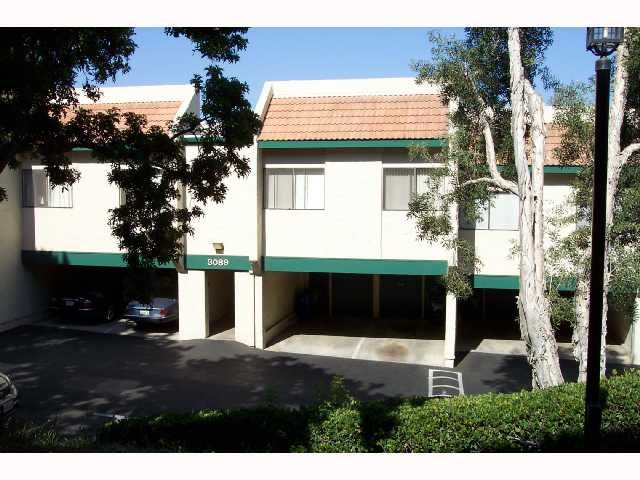 Main Photo: CLAIREMONT Condo for sale : 2 bedrooms : 3089 Cowley #31 in San Diego