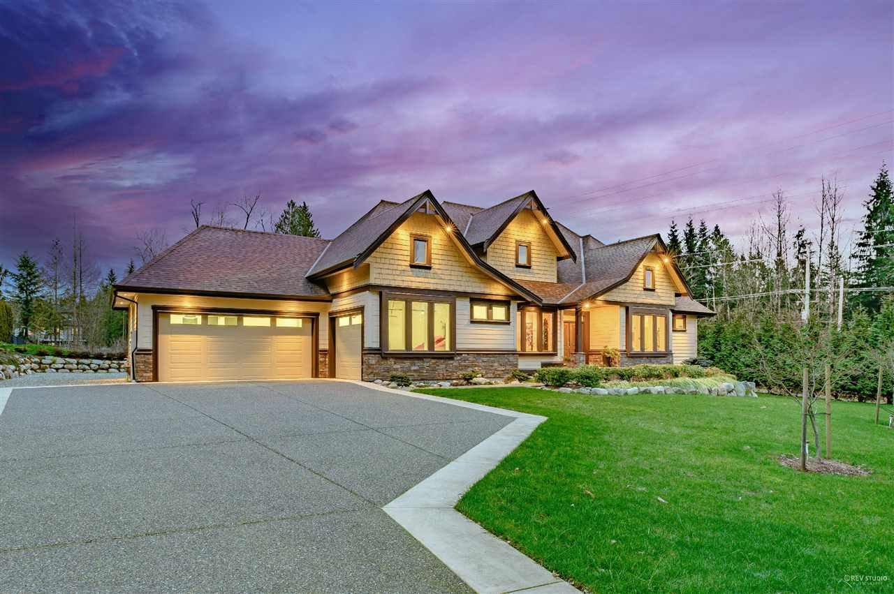 Main Photo: 12020 264 Street in Maple Ridge: Websters Corners House for sale : MLS®# R2444894