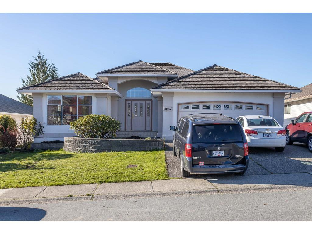 "Main Photo: 31517 SOUTHERN Drive in Abbotsford: Abbotsford West House for sale in ""Ellwood Estates"" : MLS®# R2515221"