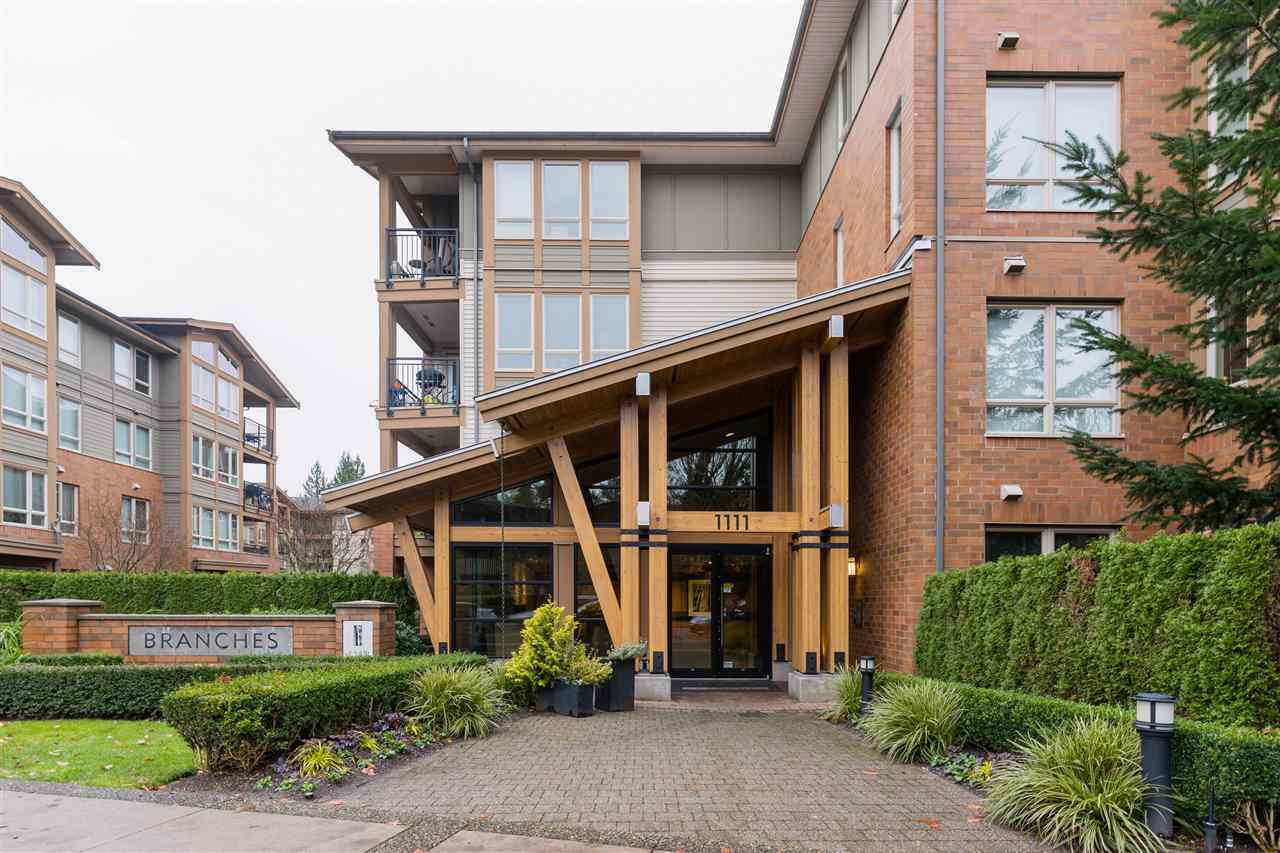 """Main Photo: 316 1111 E 27TH Street in North Vancouver: Lynn Valley Condo for sale in """"Branches"""" : MLS®# R2523279"""