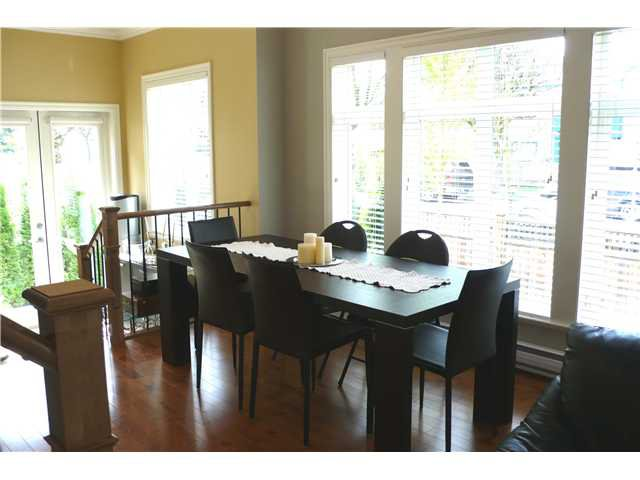 """Photo 3: Photos: 698 W 13TH Avenue in Vancouver: Fairview VW Townhouse for sale in """"HEATHER CROSSING"""" (Vancouver West)  : MLS®# V823692"""