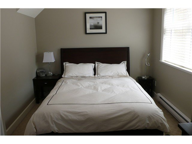 """Photo 7: Photos: 698 W 13TH Avenue in Vancouver: Fairview VW Townhouse for sale in """"HEATHER CROSSING"""" (Vancouver West)  : MLS®# V823692"""