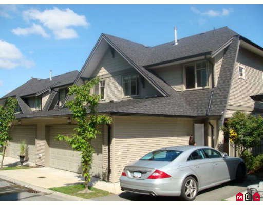 """Main Photo: 19 15152 62A Avenue in Surrey: Sullivan Station Townhouse for sale in """"UPLANDS"""" : MLS®# F2826313"""