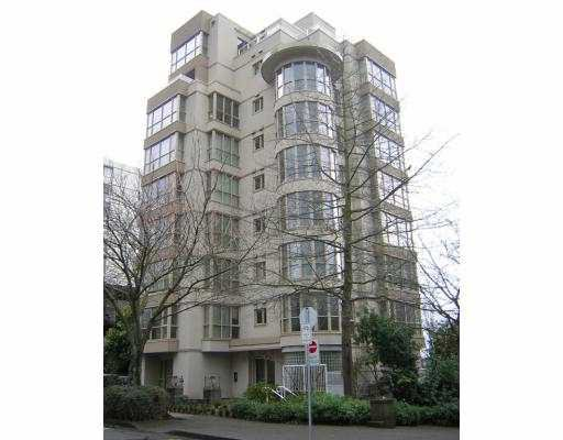 "Main Photo: 701 1290 BURNABY Street in Vancouver: West End VW Condo for sale in ""THE BELLEVUE"" (Vancouver West)  : MLS®# V781426"