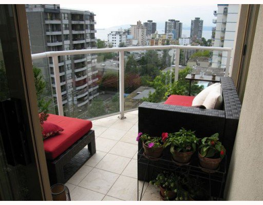 "Photo 8: Photos: 701 1290 BURNABY Street in Vancouver: West End VW Condo for sale in ""THE BELLEVUE"" (Vancouver West)  : MLS®# V781426"