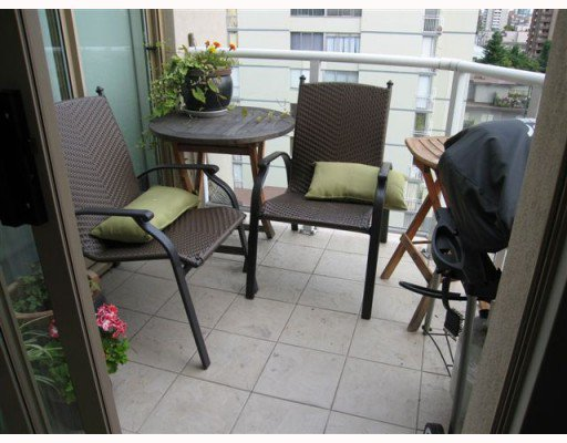 "Photo 9: Photos: 701 1290 BURNABY Street in Vancouver: West End VW Condo for sale in ""THE BELLEVUE"" (Vancouver West)  : MLS®# V781426"