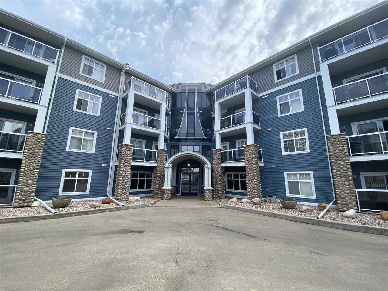 Main Photo: 104 16035 132 Street in Edmonton: Zone 27 Condo for sale : MLS®# E4190495