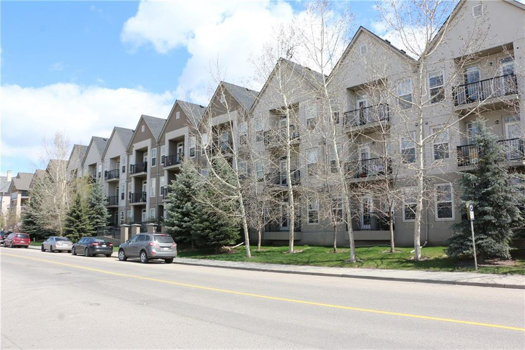 Main Photo: 305 15304 BANNISTER Road SE in Calgary: Midnapore Apartment for sale : MLS®# C4296151