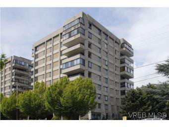 Main Photo: 801 1034 Johnson Street in VICTORIA: Vi Downtown Condo Apartment for sale (Victoria)  : MLS®# 277960