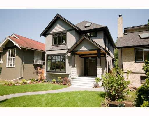 Main Photo: 2929 W 13TH AV in Vancouver: Kitsilano House for sale (Vancouver West)  : MLS®# V772131