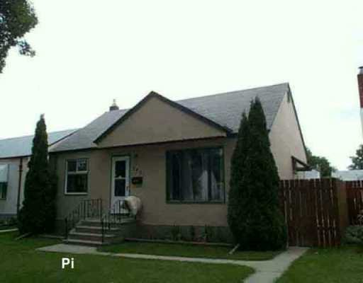Main Photo: 345 BRONX Avenue in WINNIPEG: East Kildonan Single Family Detached for sale (North East Winnipeg)  : MLS®# 2512684