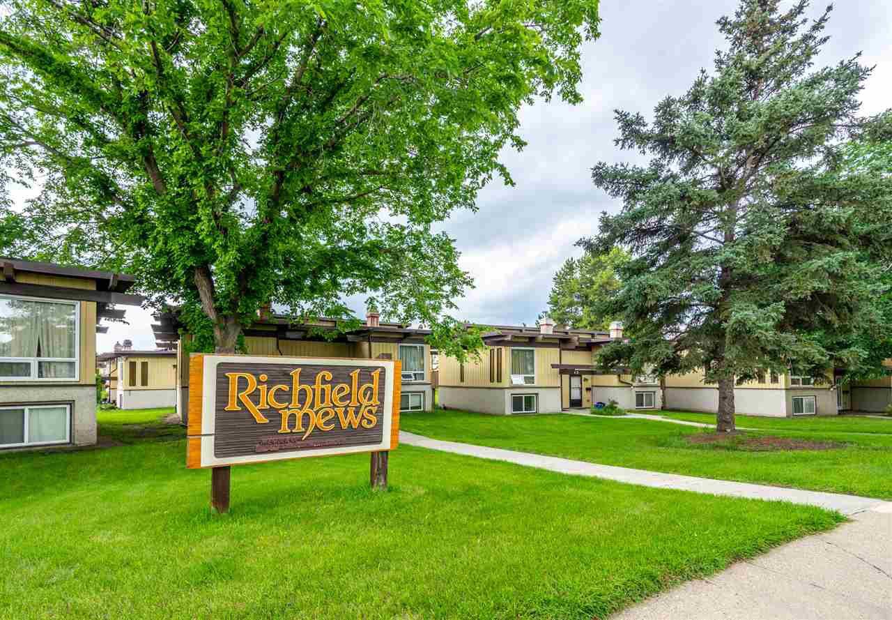 Main Photo: 238 RICHFIELD Road in Edmonton: Zone 29 House Half Duplex for sale : MLS®# E4165161