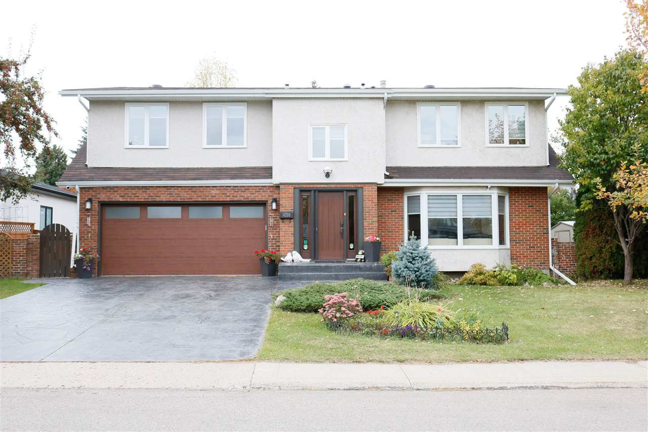 Main Photo: 14708 RIVERBEND Road in Edmonton: Zone 14 House for sale : MLS®# E4175578