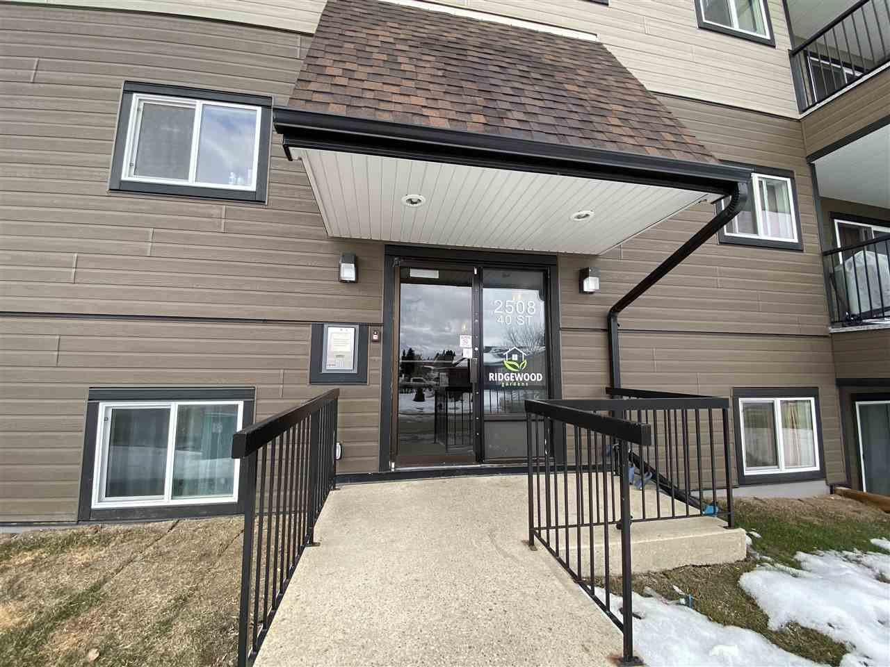 Main Photo: 202 2508 40 Street in Edmonton: Zone 29 Condo for sale : MLS®# E4189970