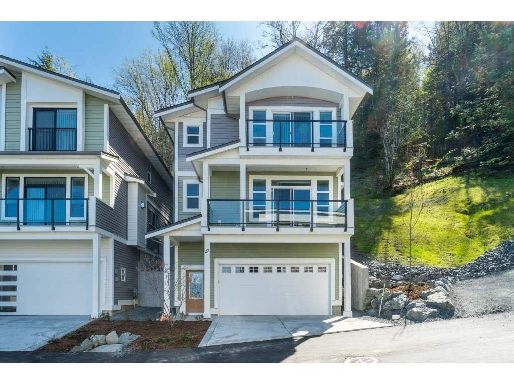 "Main Photo: 22 47042 MACFARLANE Road in Chilliwack: Promontory House for sale in ""SOUTHRIDGE"" (Sardis)  : MLS®# R2444412"