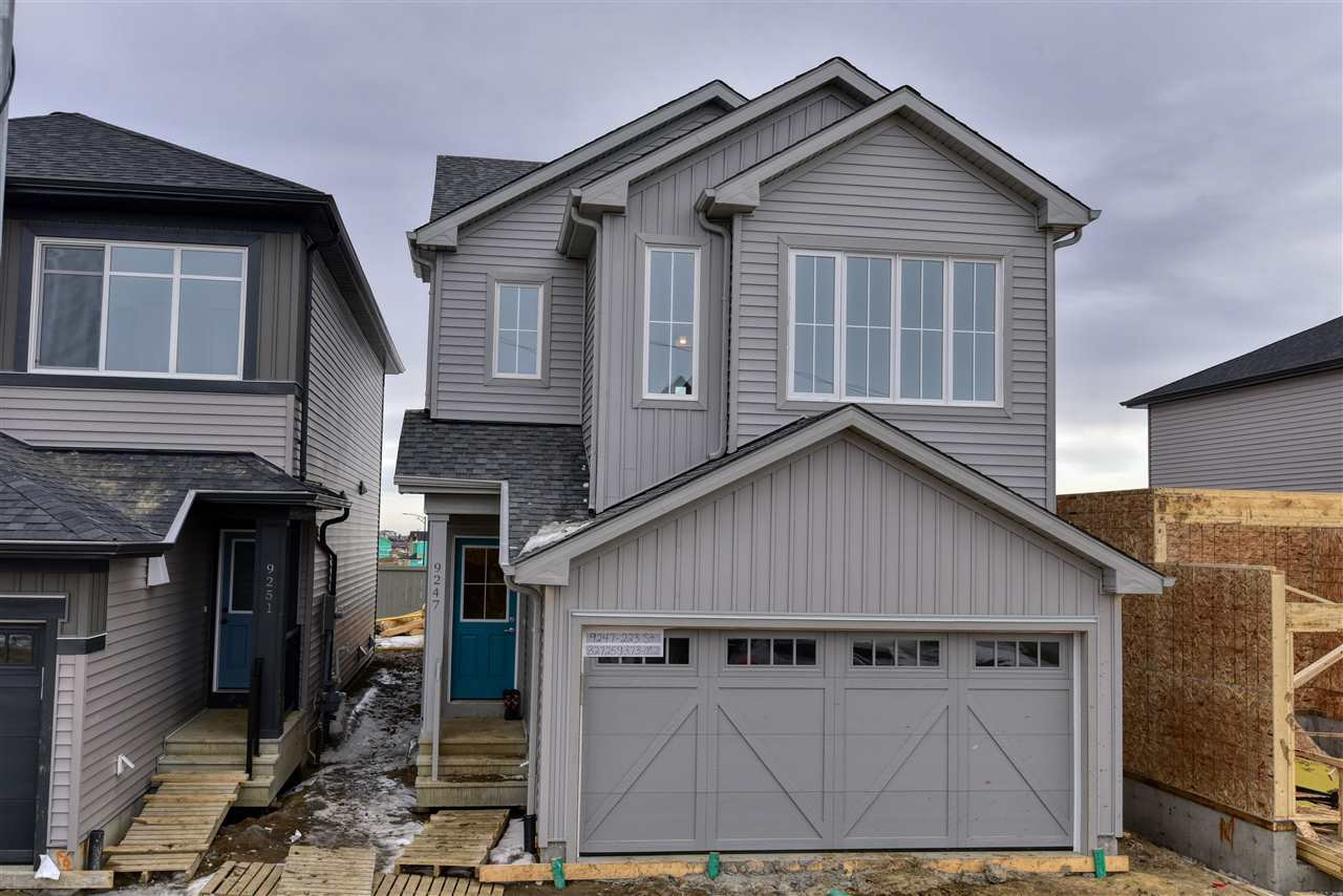 Main Photo: 9247 223 Street in Edmonton: Zone 58 House for sale : MLS®# E4193803