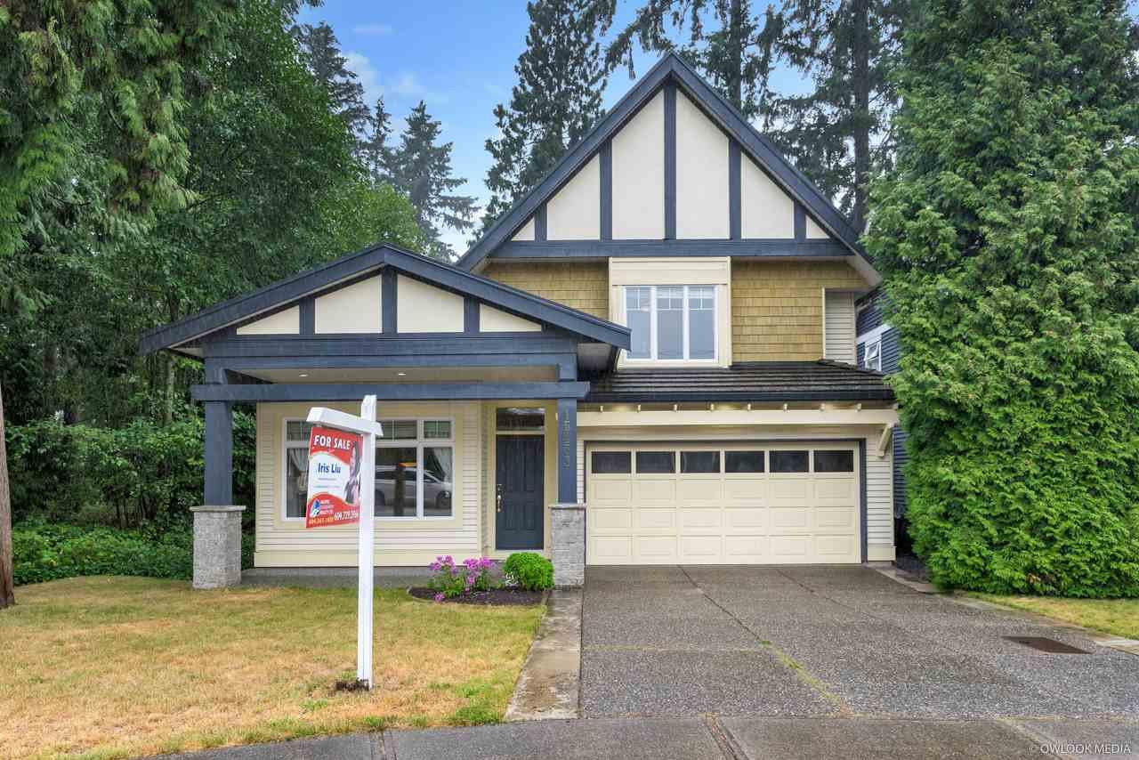 Main Photo: 15433 36 Avenue in Surrey: Morgan Creek House for sale (South Surrey White Rock)  : MLS®# R2457596