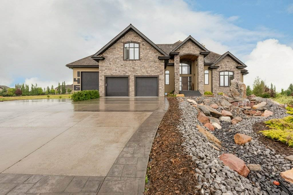 Main Photo: 146 RIVER HEIGHTS Lane: Rural Sturgeon County House for sale : MLS®# E4206889