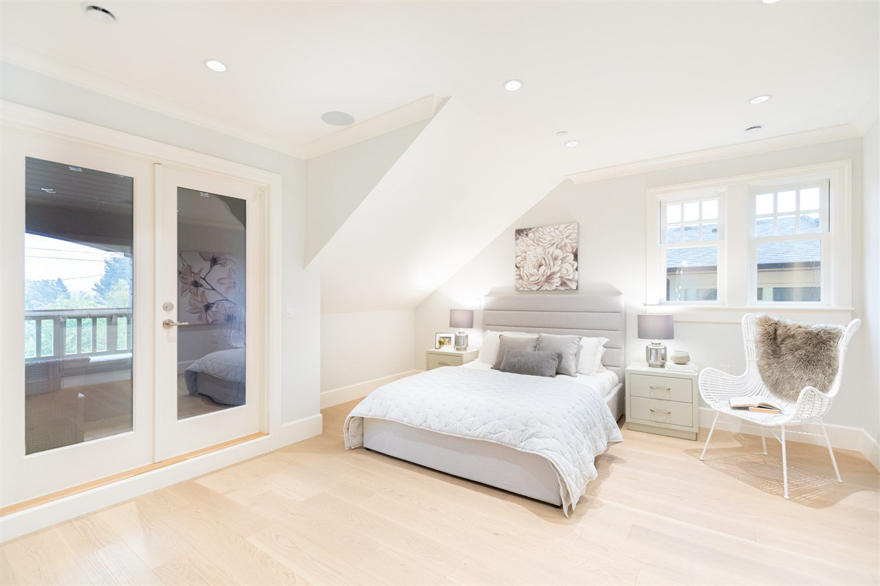 Photo 11: Photos: 2425 W 5TH Avenue in Vancouver: Kitsilano Townhouse for sale (Vancouver West)  : MLS®# R2493288