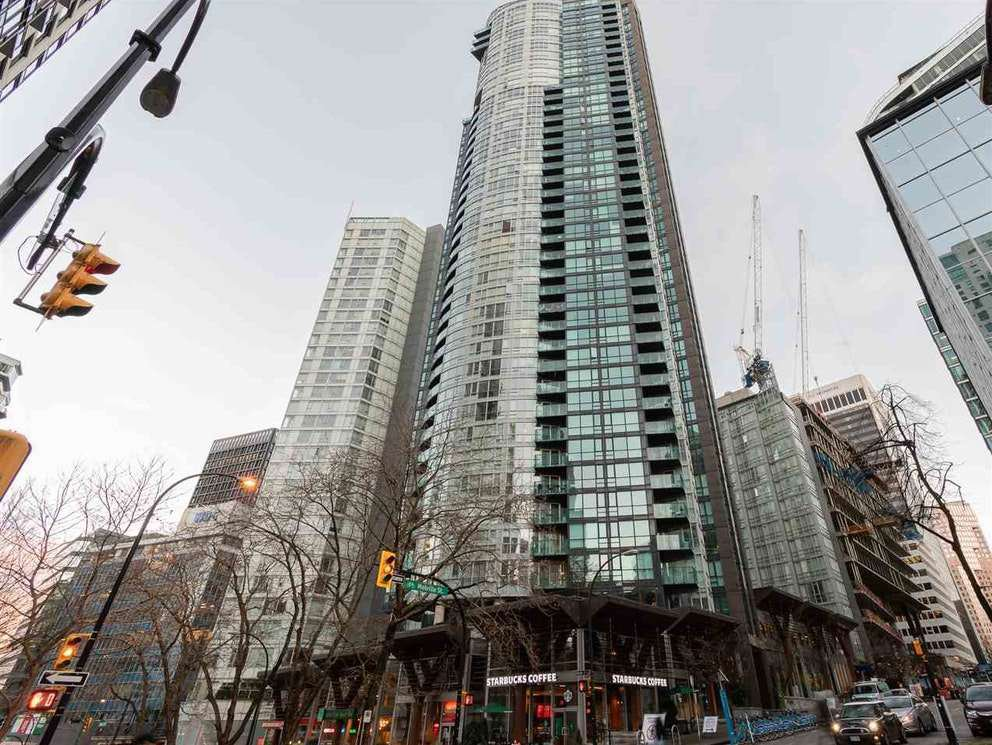 Main Photo: 704 1189 MELVILLE Street in Vancouver: Coal Harbour Condo for sale (Vancouver West)  : MLS®# R2526893