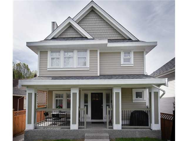 Main Photo: 1661 VICTORIA Drive in Vancouver: Grandview VE 1/2 Duplex for sale (Vancouver East)  : MLS®# V821460