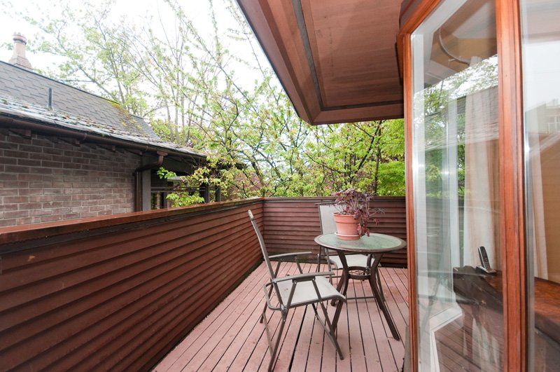 Photo 16: Photos: 2958 W 3RD Avenue in Vancouver: Kitsilano Townhouse for sale (Vancouver West)  : MLS®# V825641