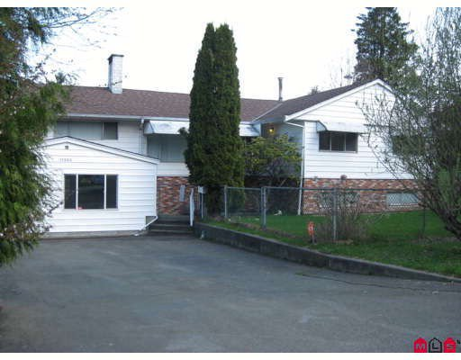Main Photo: 11303 LANSDOWNE Drive in Surrey: Bolivar Heights House for sale (North Surrey)  : MLS®# F2908003