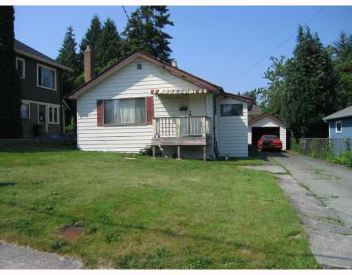 Main Photo: 121 DEBECK Street in New_Westminster: Sapperton House for sale (New Westminster)  : MLS®# V770081