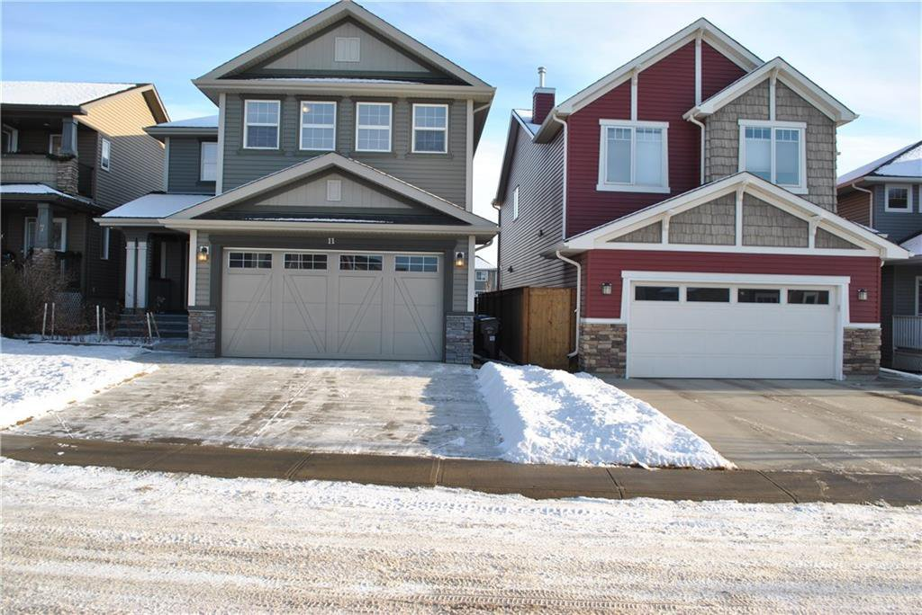 Main Photo: 11 Evanspark Terrace NW in Calgary: Evanston Detached for sale : MLS®# C4280171