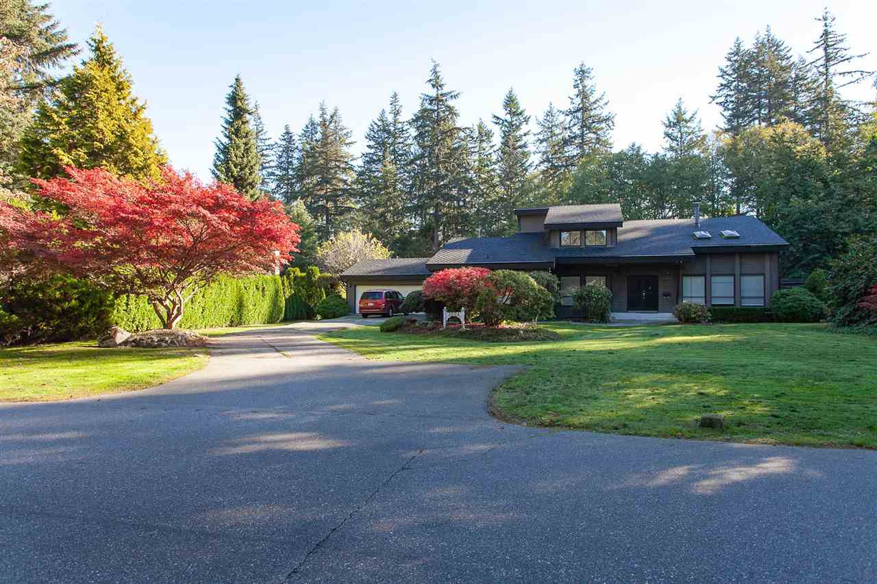"Main Photo: 2694 141 Street in Surrey: Sunnyside Park Surrey House for sale in ""WOODSHIRE PARK"" (South Surrey White Rock)  : MLS®# R2476300"