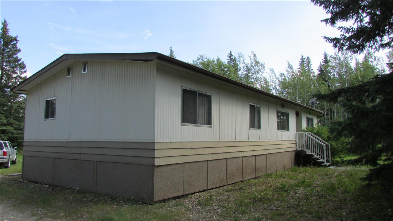 Main Photo: 4595 RESCHKE Road: Hudsons Hope Manufactured Home for sale (Fort St. John (Zone 60))  : MLS®# R2487967