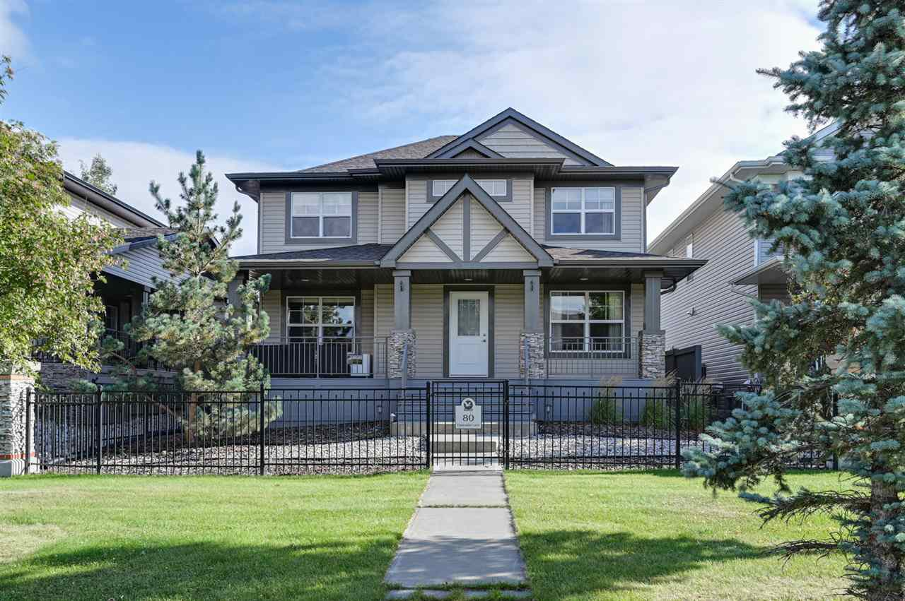 Main Photo: 80 CLEARWATER Lane: Sherwood Park House for sale : MLS®# E4214499