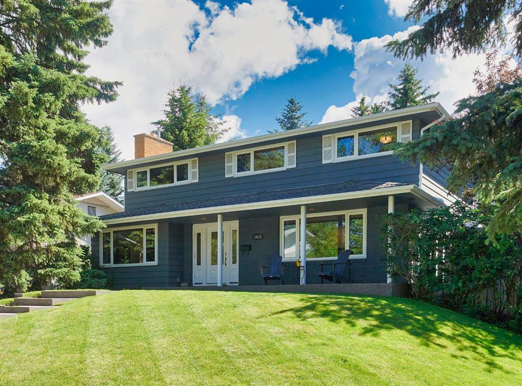 Main Photo: 2412 Ulrich Road NW in Calgary: University Heights Detached for sale : MLS®# A1045208