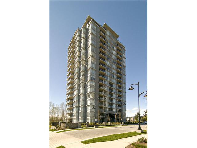 "Main Photo: 1802 555 DELESTRE Avenue in Coquitlam: Coquitlam West Condo for sale in ""CORA"" : MLS®# V826116"
