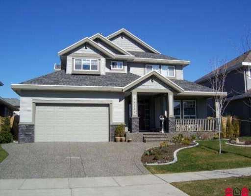 """Main Photo: 16711 63RD AV in Surrey: Cloverdale BC House for sale in """"Clover Ridge"""" (Cloverdale)  : MLS®# F2606235"""