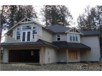 Main Photo: 771 Danby Place in : Hi Bear Mountain Single Family Detached for sale (Highlands)  : MLS®# 237240