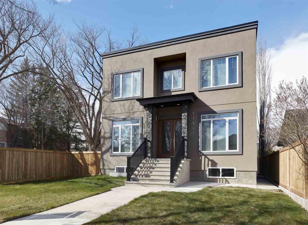 Main Photo: 11542 75 Avenue in Edmonton: Zone 15 House for sale : MLS®# E4168265