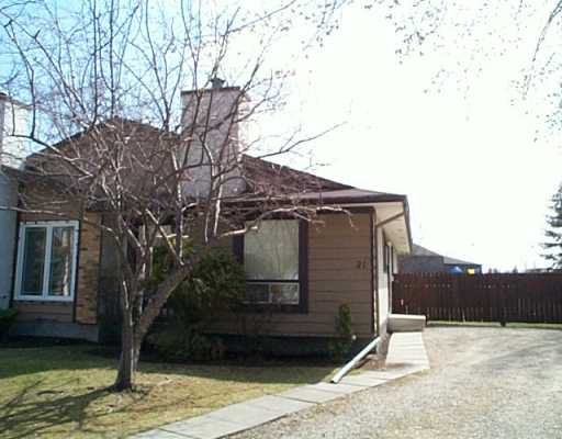 Main Photo: 21 SANDY LAKE Place in WINNIPEG: Fort Garry / Whyte Ridge / St Norbert Residential for sale (South Winnipeg)  : MLS®# 2405736