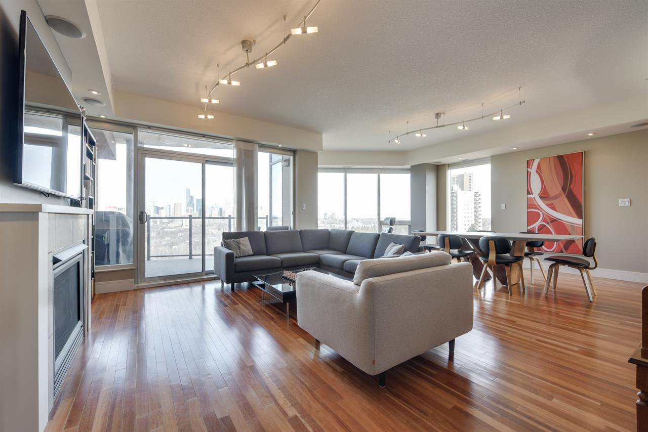 Main Photo: 602 10035 Saskatchewan Drive in Edmonton: Zone 15 Condo for sale : MLS®# E4183610