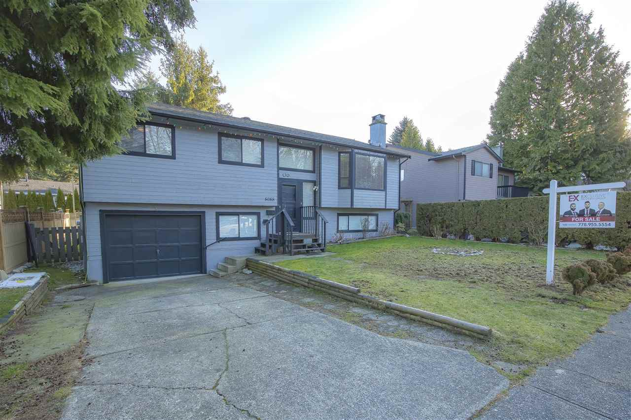Main Photo: 8088 138 Street in Surrey: East Newton House for sale : MLS®# R2437639