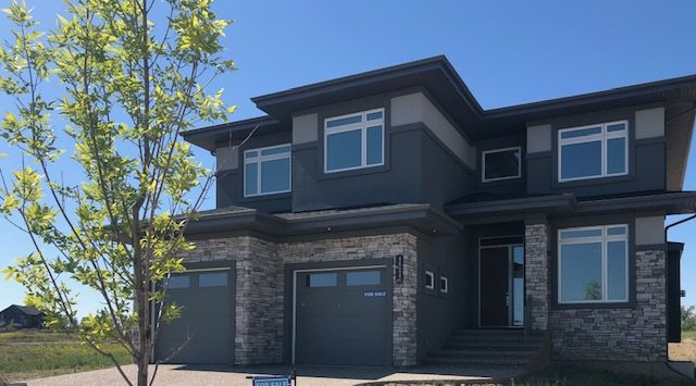 Main Photo: 4524 Knight Wynd in Edmonton: Zone 56 House for sale : MLS®# E4188383