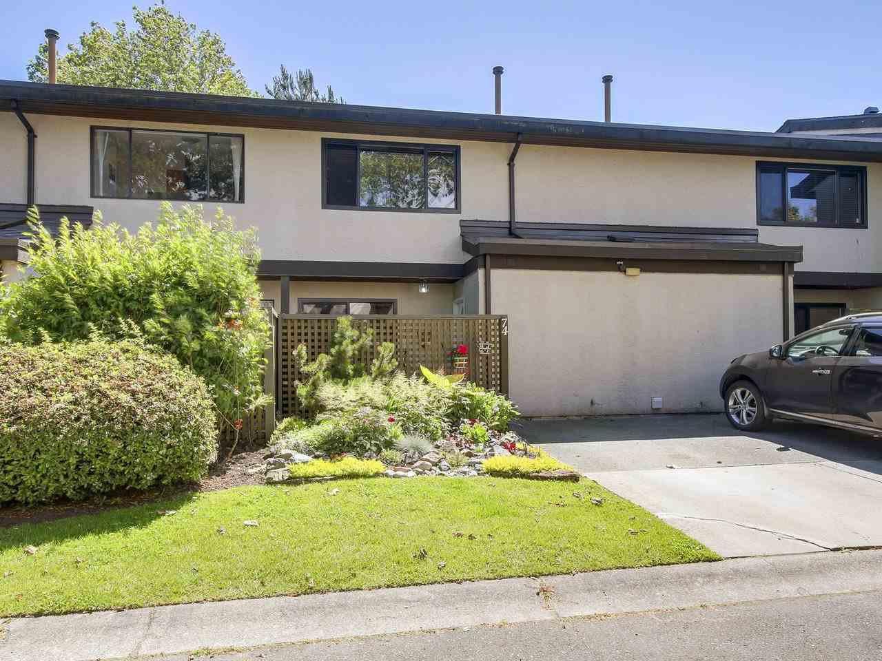 Main Photo: 74 11491 7TH AVENUE in : Steveston Village Townhouse for sale : MLS®# R2178699
