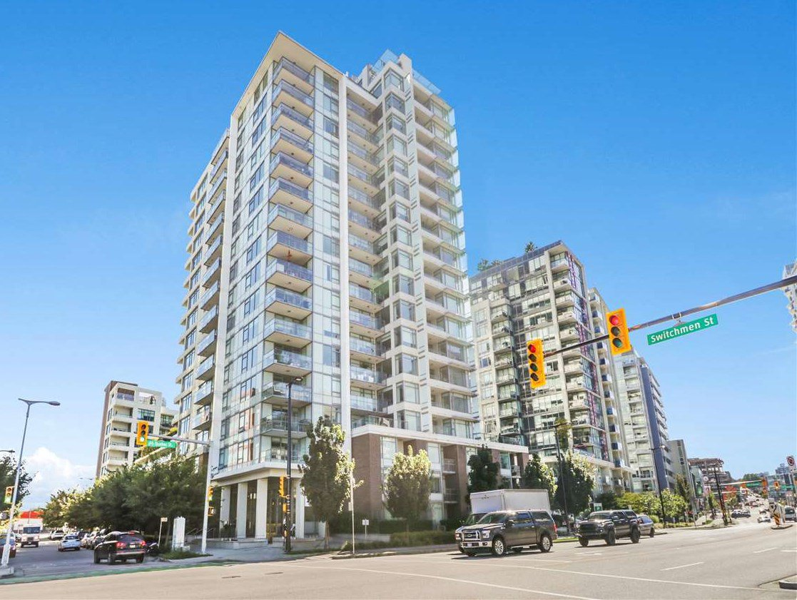 "Main Photo: 510 110 SWITCHMEN Street in Vancouver: Mount Pleasant VE Condo for sale in ""THE LIDO"" (Vancouver East)  : MLS®# R2507985"