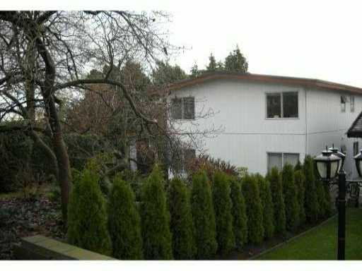 """Main Photo: 816 CUMBERLAND Street in New Westminster: The Heights NW House for sale in """"MASSEY HEIGHTS"""" : MLS®# V860937"""