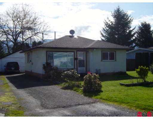 Main Photo: 9616 COOTE ST in Chilliwack: Chilliwack E Young-Yale House for sale : MLS®# H2501205