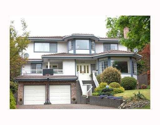 Main Photo: 1339 GLEN ABBEY Drive in Burnaby: Simon Fraser Univer. House for sale (Burnaby North)  : MLS®# V777110