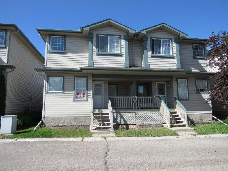 Main Photo: 44, 14803 Miller Boulevard in Edmonton: House Half Duplex for rent