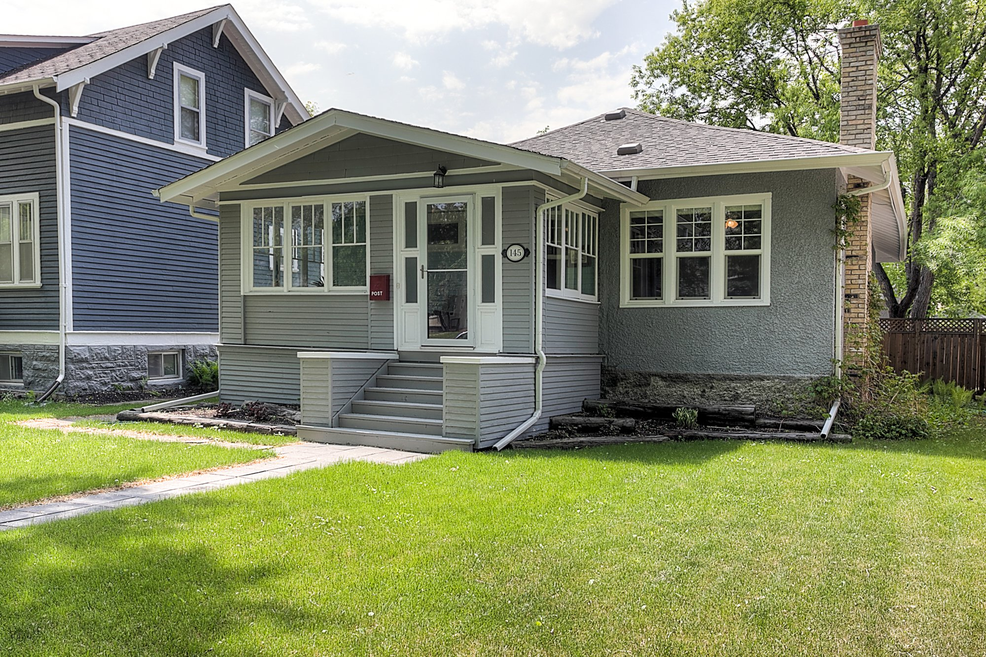 Main Photo: 145 Campbell Street in Winnipeg: River Heights North Single Family Detached for sale (1C)  : MLS®# 1923580